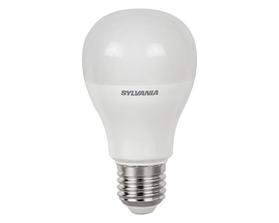 Ledlamp - E27 - 810 lm - dimbaar - bol - mat
