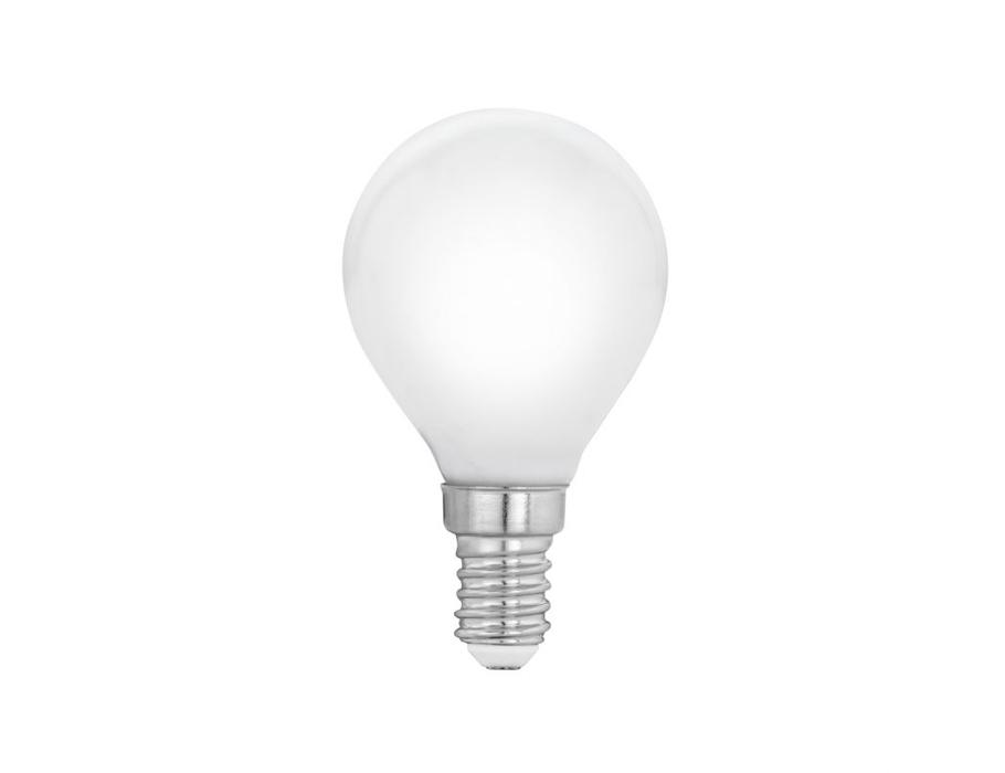 Ledlamp - E14 - 470 lm - Kogel - mat