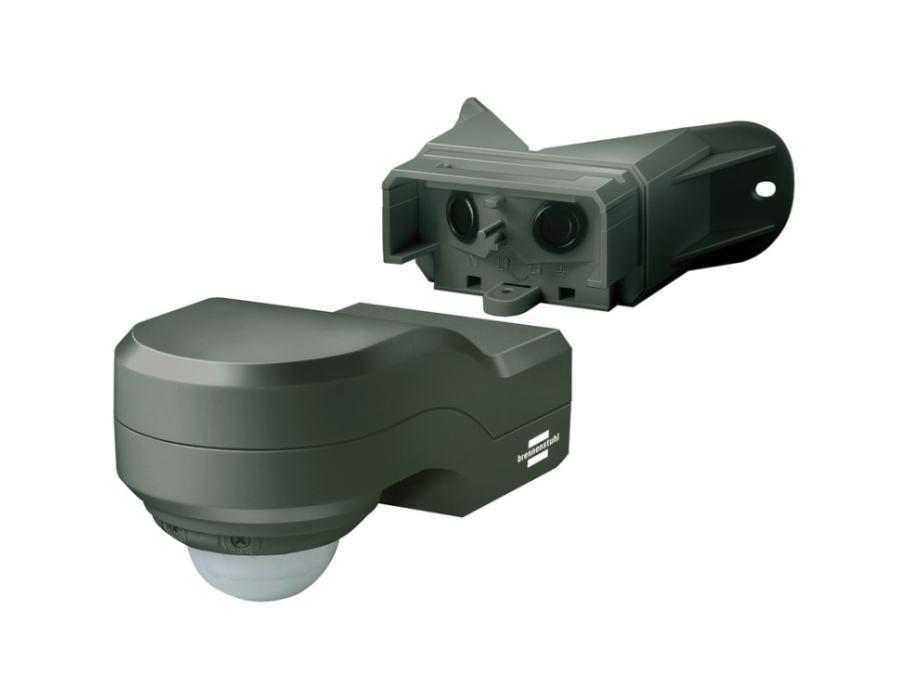 Bewegingsmelder infrarood - 240 graden - Antraciet
