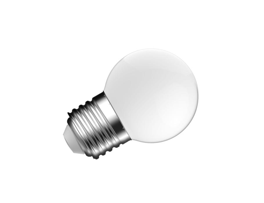 Ledlamp - E27 - 250 lm - kogel - mat