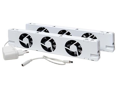 Radiator-Ventilator Duo