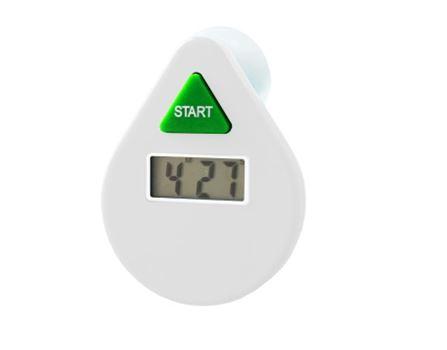 Douchecoach - LCD Showertimer 5min.