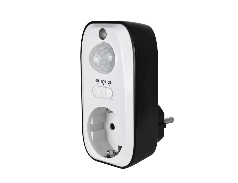 Nieuw model PIR contactschakelaar - Met bewegingssensor