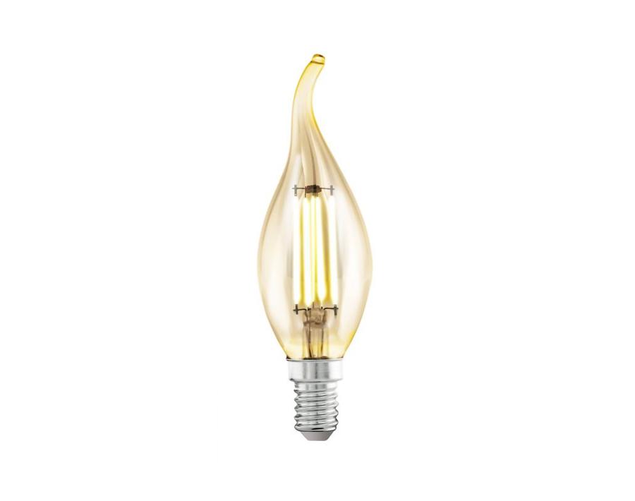 Ledlamp - Kaars - met tip - E14 - 220 lm