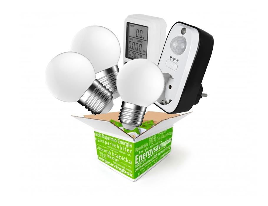 Energiebespaarbox - Medium - Stroom - AF