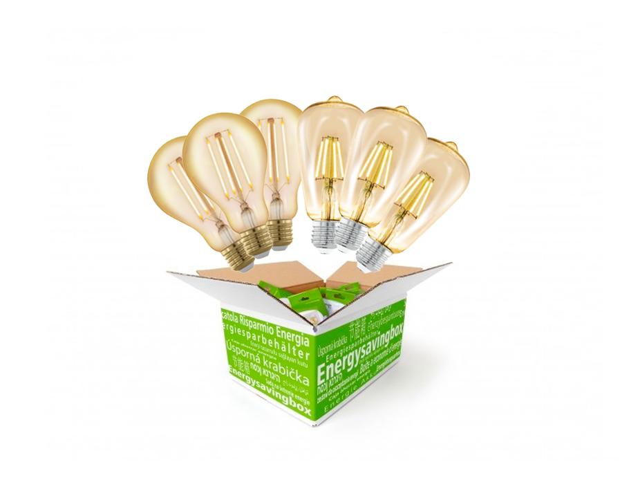 Lampenbox - Medium - Sfeer
