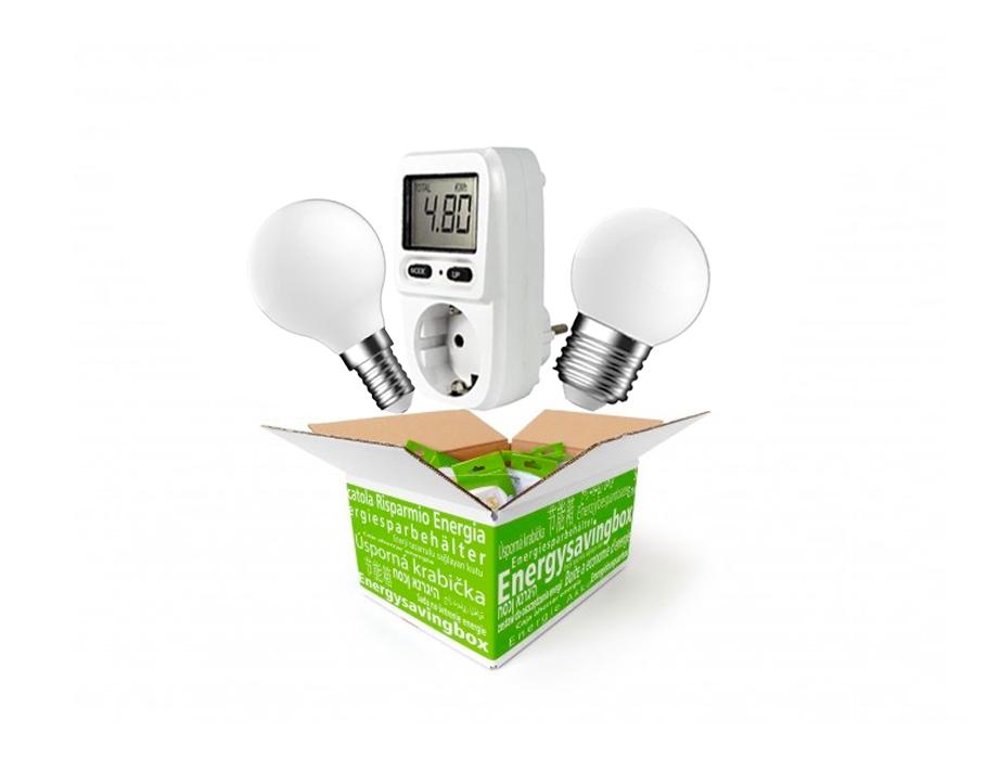 Energiebespaarbox - Small - Stroom