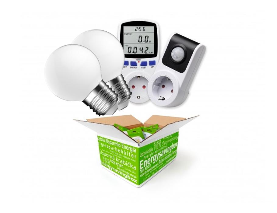 Energiebespaarbox - Medium - Stroom