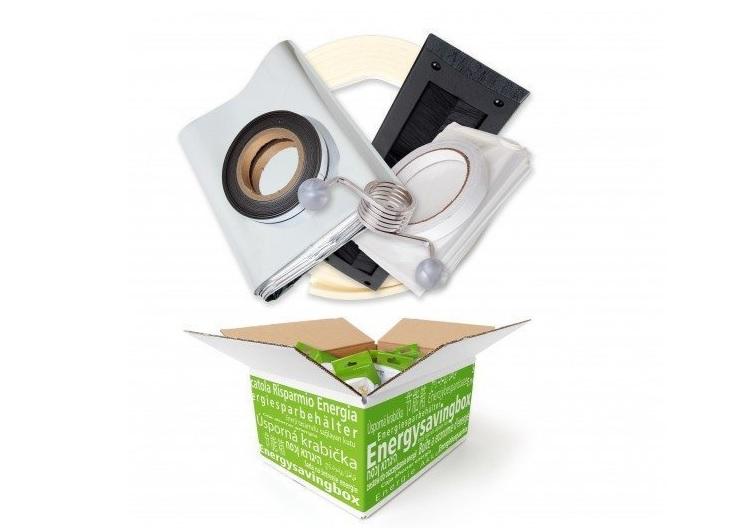 Energiebespaarbox - Medium - Gas