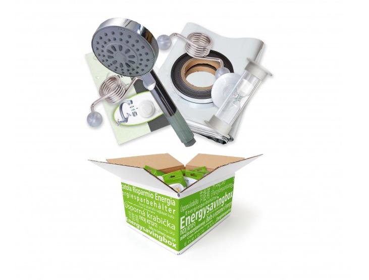 Energiebespaarbox - Medium - Gas & Waterbesparing