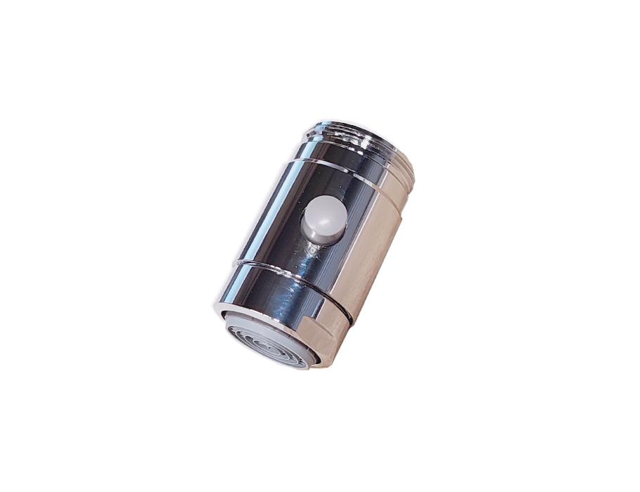 Ecobooster Instelbare knop M24 Kraan