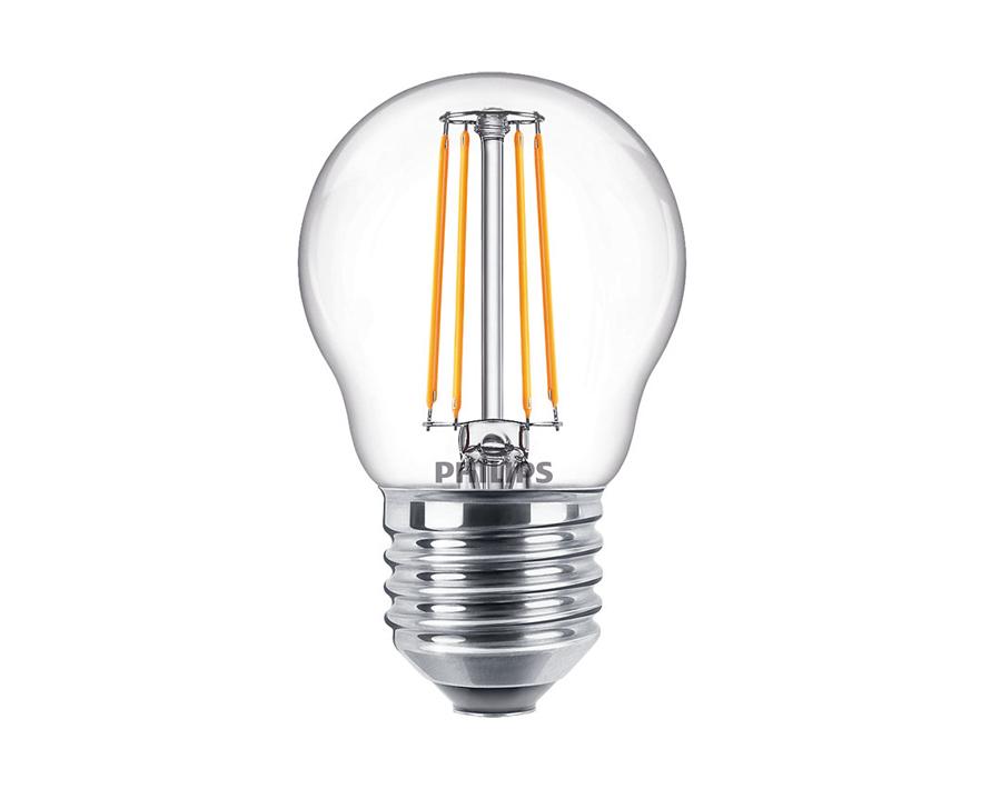 Ledlamp Kogel - E27 - 470 lm - dimbaar