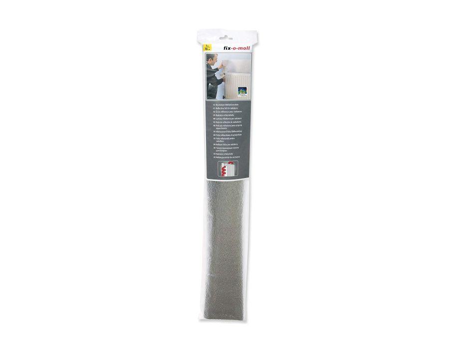 Reflecterende folie voor radiators