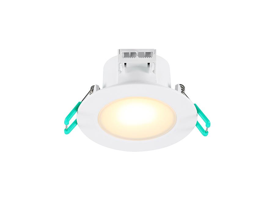 Inbouwspot LED - 540 lm - dimbaar - IP65