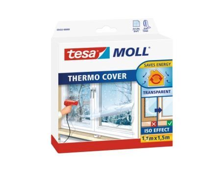 Venster isolatiefolie - Thermo Cover - 1,7 x 1,5
